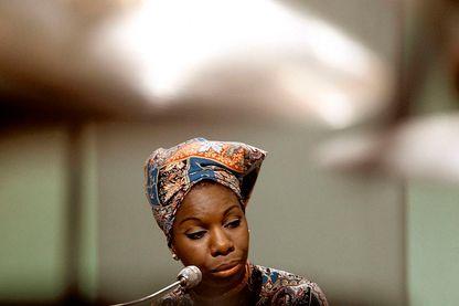 Nina Simone, BBC TV Centre.