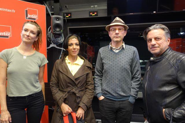 Diane Ducret, Marcela Iacub, Christophe Donner et Philippe Brenot