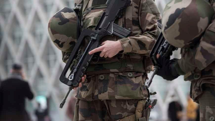 Des militaires déployés dans le cadre de l'opération Sentinelle- Illustration