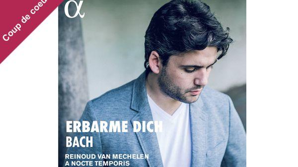 Coup de coeur pour le premier disque solo du ténor belge Reinoud van Mechelen