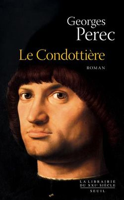 couverture Le Condottiere