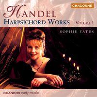 Suite n°4 en ré min HWV 437 : Sarabande - Sophie Yates
