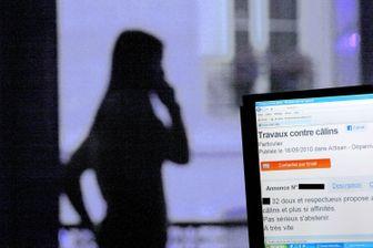 Prostitution sur internet