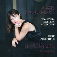 Concerto pour harpe en Ut Maj : Rondeau - Anais Gaudemard