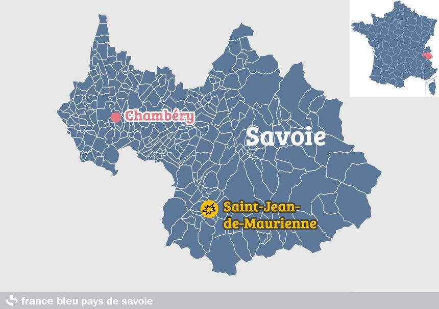 Saint-Jean-de-Maurienne, en Savoie