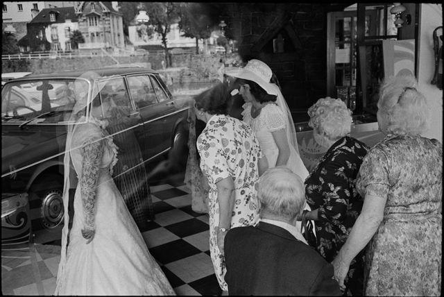 Mariage de sœurs triplées Auray, samedi 29 juillet 1978