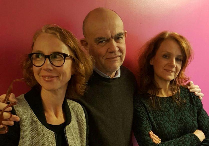 Delphine Pinasa, Christian Lacroix, Albane Penaranda