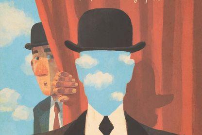 """""""Magritte, ceci n'est pas une biographie"""" de Campi et Zabus (couverture)"""
