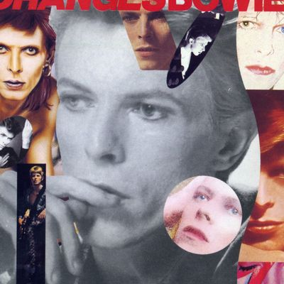 """Pochette pour """"Ashes to ashes - David Bowie"""""""