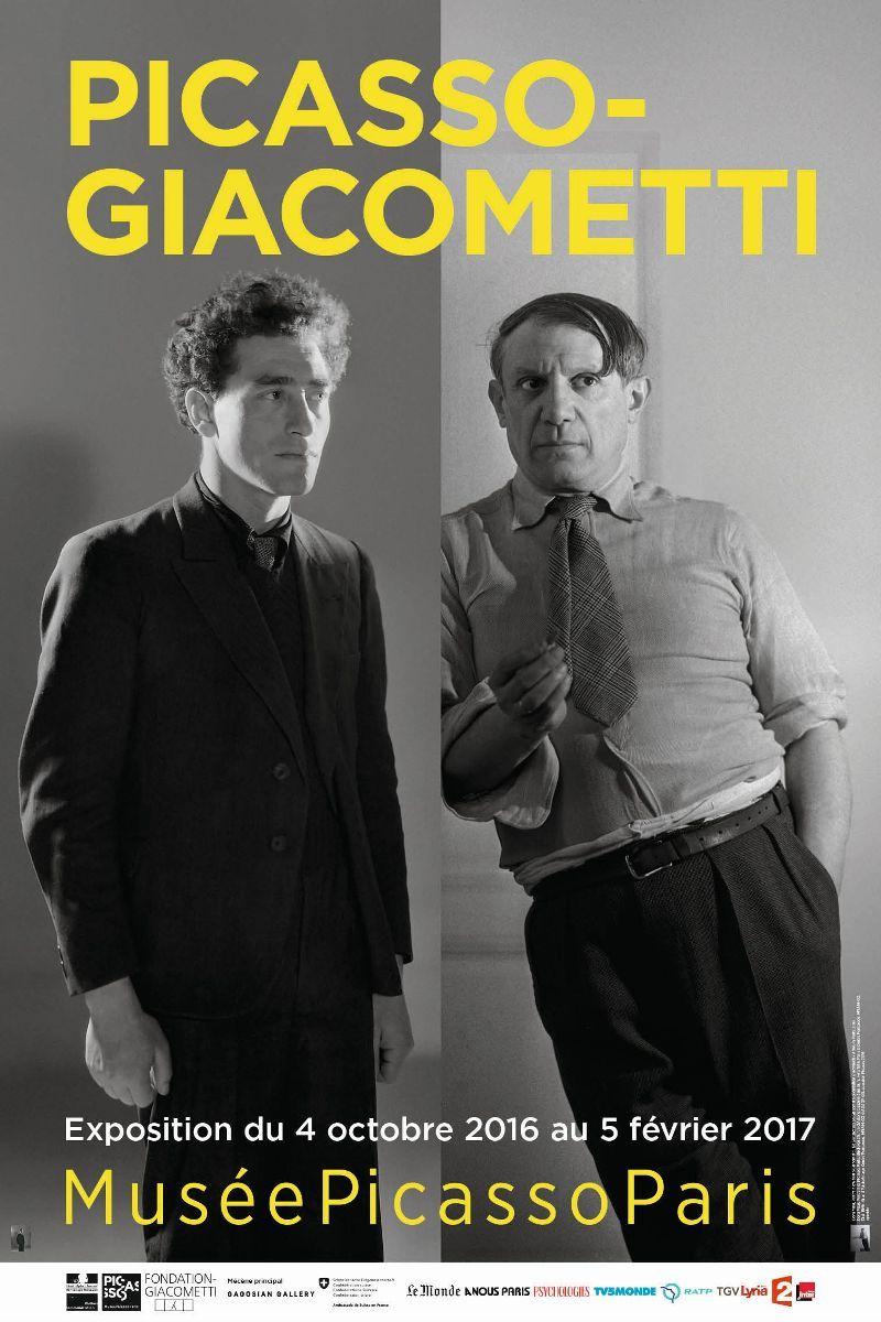 """""""Picasso-Giacometti"""" au Musée national Picasso-Paris"""