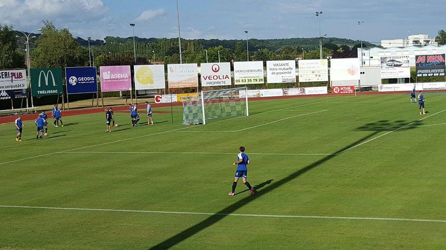 Bergeracois et Trélissacois vont s'affronter au stade Firmin Daudou.