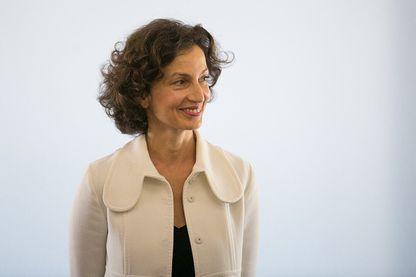Audrey Azoulay en octobre 2016