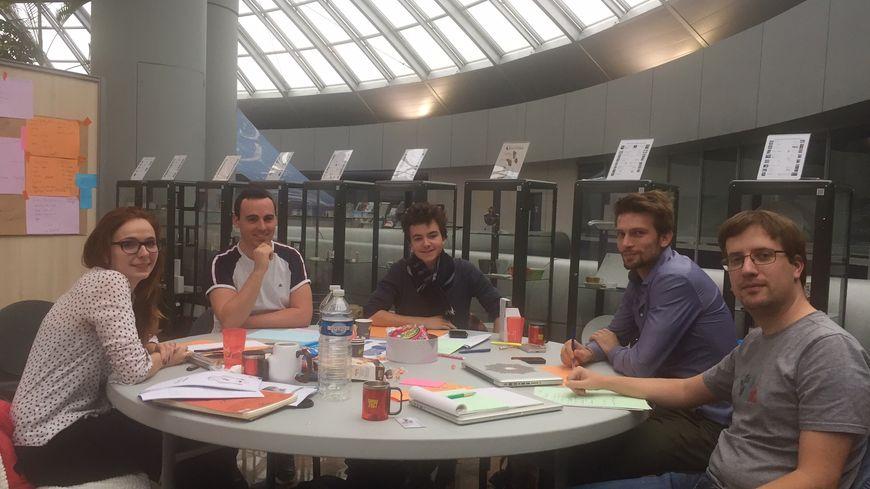 Ces jeunes de Limoges veulent créer un café culturel à proximité de la faculté de lettres de Limoges