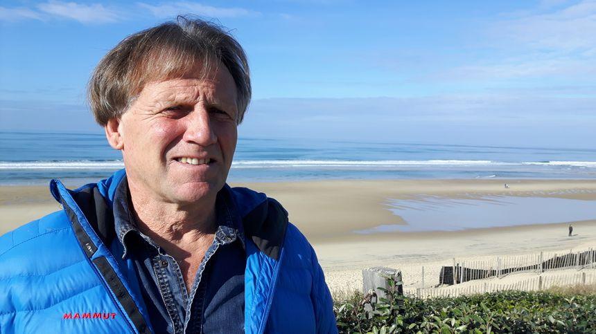 Jean-Marc Vigneaux, comité de vigilance de Biscarrosse
