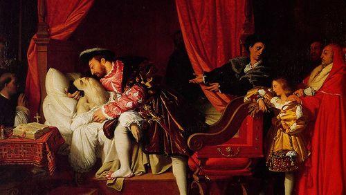 Épisode 1 : De l'art et de la politique, Léonard de Vinci : un italien à la cour de François Ier