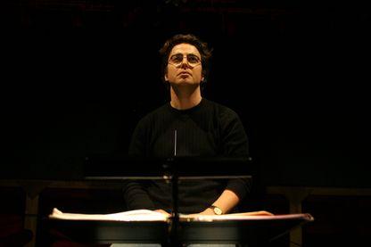 Le chef d'orchestre Jérémie Rhorer