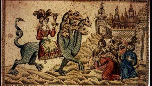 Épisode 4 : La Grande Prostituée de Babylone