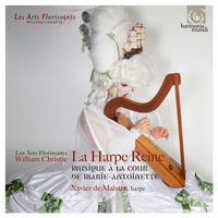 Concerto en Fa Maj n°1 op 9 : Rondo - pour harpe et orchestre - Les Arts Florissants