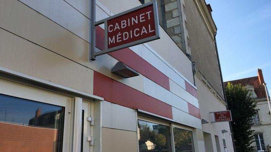 Le cabinet m dical cl ment krebs rouvre ses portes ch tellerault - Cabinet medical poitiers ...