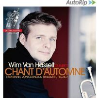"Wim Van Hasset ""Chants d'automne"" Chandos"