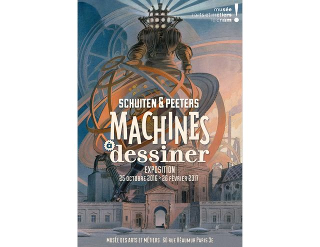 Affiche de Machines à dessiner