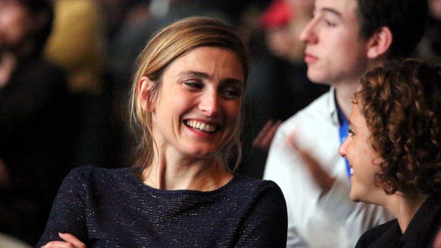 L'actrice Julie Gayet préside le jury de la 39è édition du festival du film italien de Villerupt.