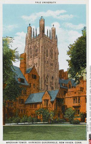 Université de Yale - New Haven Connecticut