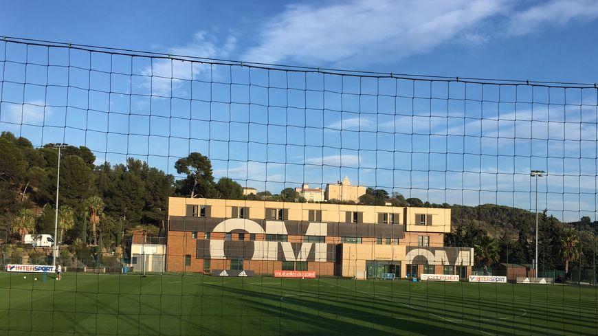 La Commanderie, centre d'entraînement de l'Olympique de Marseille