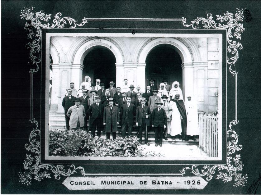 Le conseil municipal de Batna
