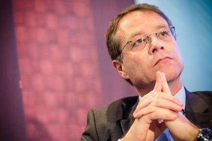François Asselin, Conference de presse commune des organisations patronales, Paris - Mars 2016