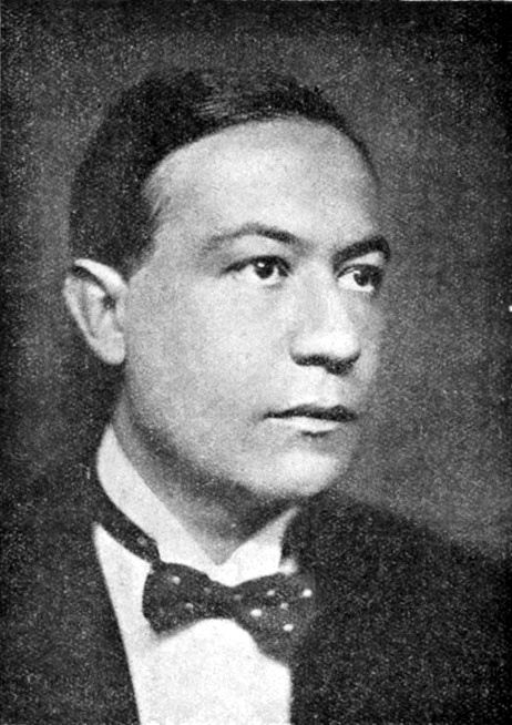 Paul Morand vers 1925.