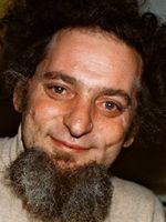 Portrait de Georges Perec le 27 Novembre 1978.