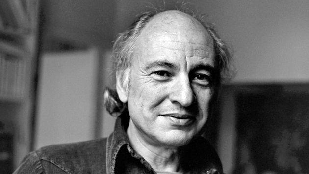 Portrait d'Edgar Morin dans les années 1970.