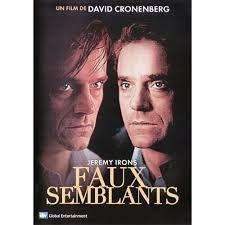 """Affiche du film """"Faux semblants"""""""
