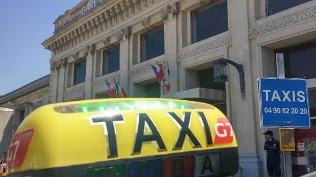 Taxi d'Avignon