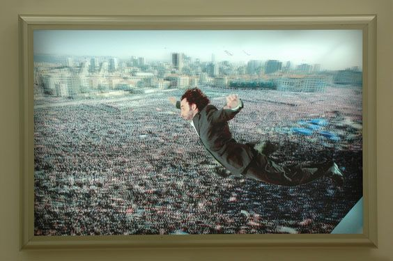Leap in to the void, 2006