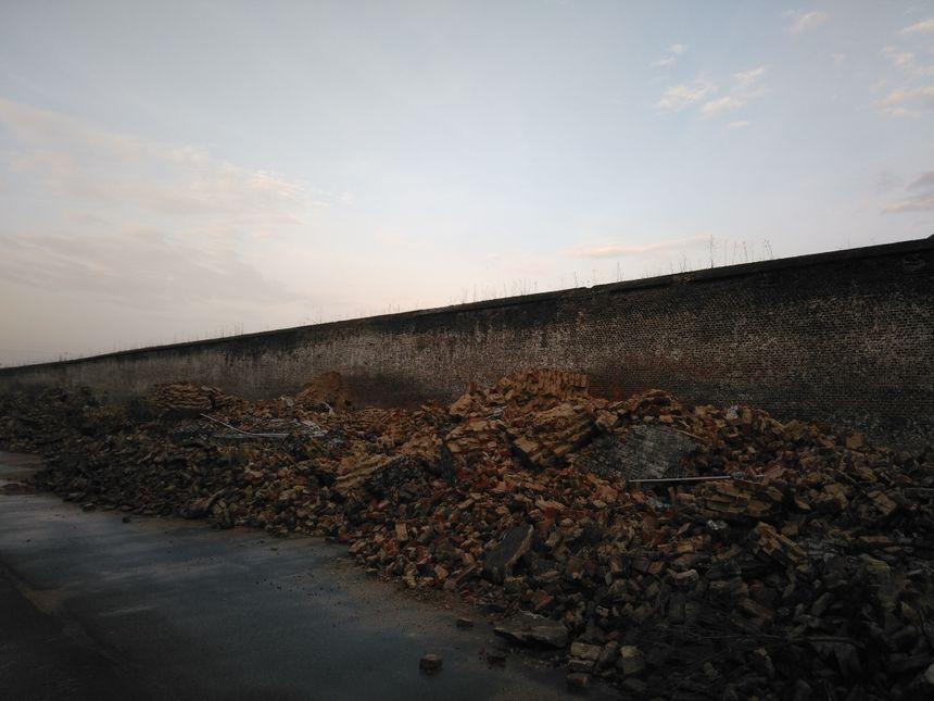 Le chantier de démolition devrait être terminé au plus tard fin 2017