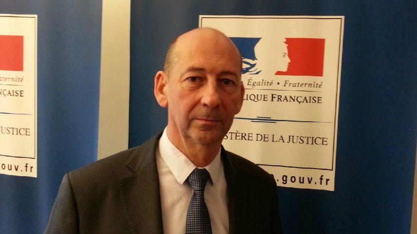 Le procureur de la République Christophe Barret