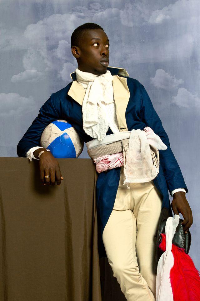 Jean-Baptiste Belley, 2014 Série Diaspora