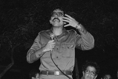 Commandant Daniel Ortega
