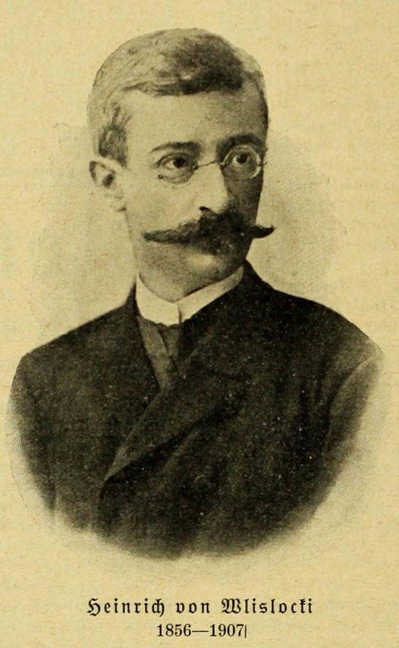 Heinrich von Wlislocki