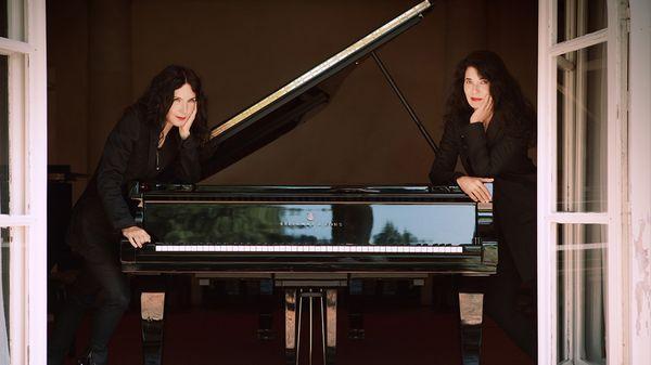 Katia & Marielle Labèque, une journée sur France Musique