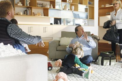Épisode de Modern family, serie de ABC