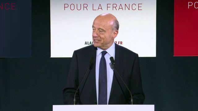 Alain Juppé a reconnu sa défaite