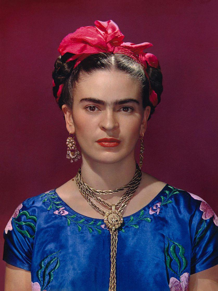 Frida Kahlo en 1939
