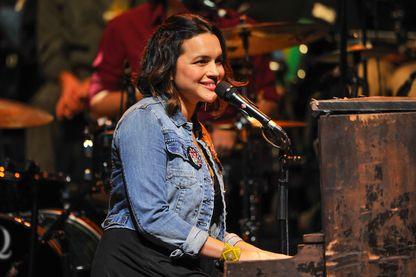 Norah Jones en concert le 22 Octobre 2016.
