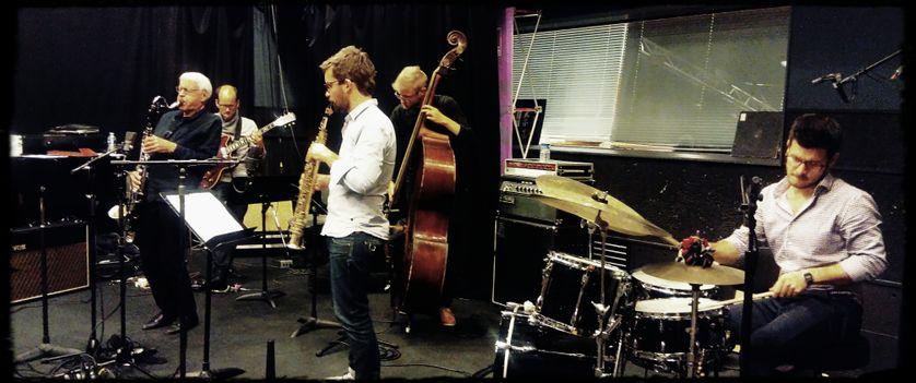 Emile Parisien Quintet en LIVE au Studio 108