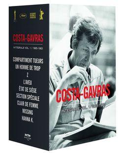 Intégrale Costa-Gavras volume 1