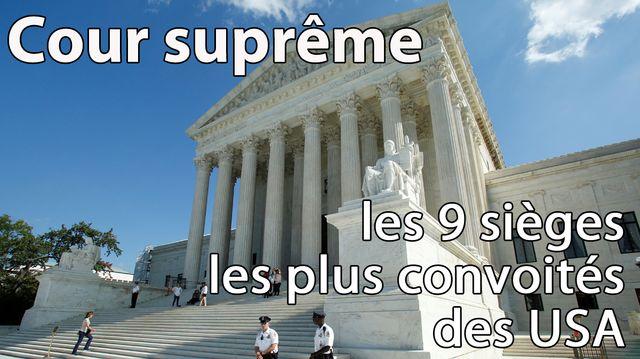 USA 2016 : la Cour suprême, véritable enjeu de cette élection?