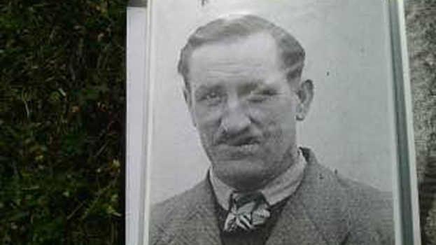 Le seul portrait photographique de Georges Coran